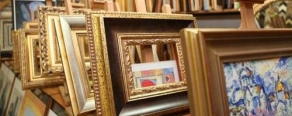 Что такое создание рамок для картин под заказ -Художественный багет и багетный профиль