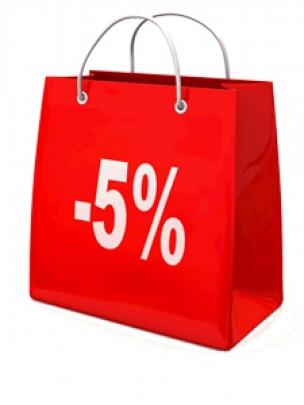 Поставь ссылку - получи скидку 5% на следующий заказ!